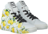 Gele BE KOOL Sneakers 152  - small