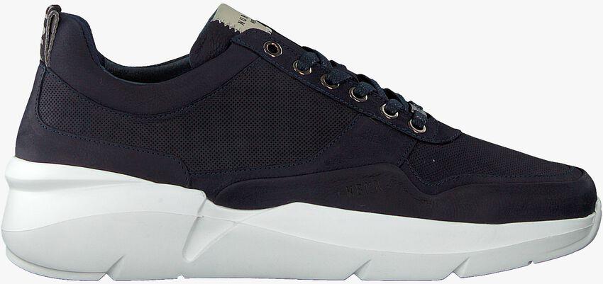 Blauwe NUBIKK Lage sneakers ELVEN TANUKI  - larger
