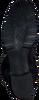 Grijze RAPISARDI Overknee laarzen PAULINE 2376 L302  - small