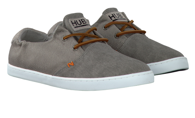 Grijze HUB Sneakers KYOTO - large