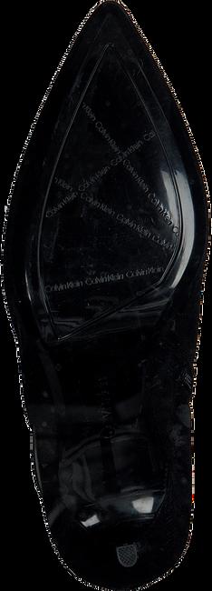 Zwarte CALVIN KLEIN Enkellaarsjes GITAR GITAR - large