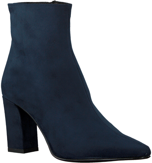 Blauwe GIULIA Enkellaarsjes RALIA  - large