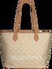 Beige VALENTINO BAGS Shopper LIUTO TOTE - small