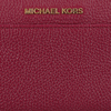 Rode MICHAEL KORS Portemonnee POCKET ZA - small