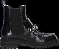 Zwarte BILLI BI Enkellaarsjes 1291  - medium