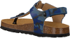 Blauwe DEVELAB Sandalen 48179 - small
