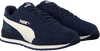 Blauwe PUMA Sneakers ST RUNNER V2 SD JR - small