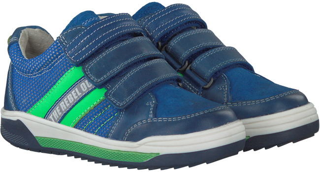Blauwe BRAQEEZ Sneakers 417371  - large
