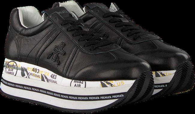 Zwarte PREMIATA Sneakers BETH  - large