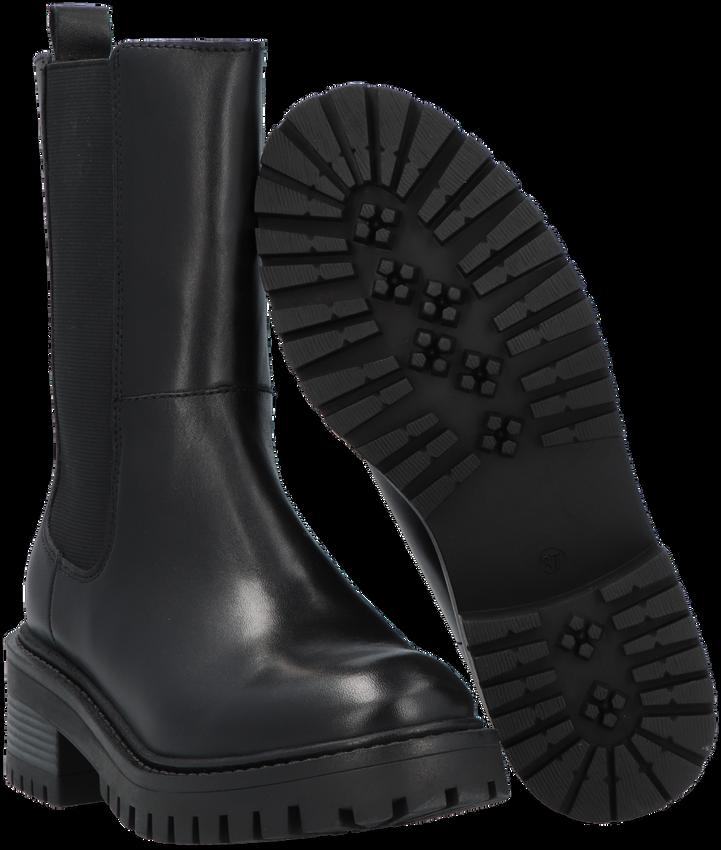 Zwarte PS POELMAN Chelsea boots LPCKLARA-63  - larger