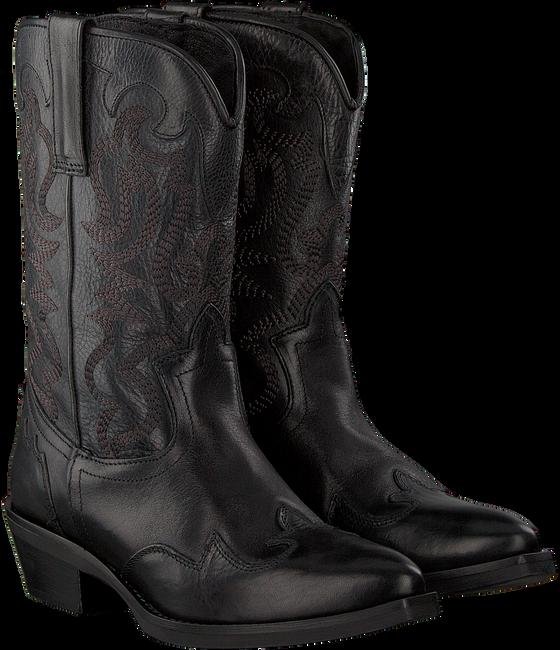 Zwarte OMODA Lange laarzen TEX503 | Omoda