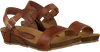 Cognac RED-RAG Sandalen 79198  - small