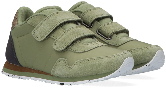 Groene WODEN Lage sneakers NOR SUEDE  - large