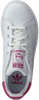 Witte ADIDAS Sneakers STAN SMITH KIDS  - small