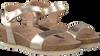 Gouden PANAMA JACK Sandalen CAPRI B3  - small