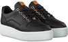 Zwarte NUBIKK Lage sneakers ELISE BLUSH  - small