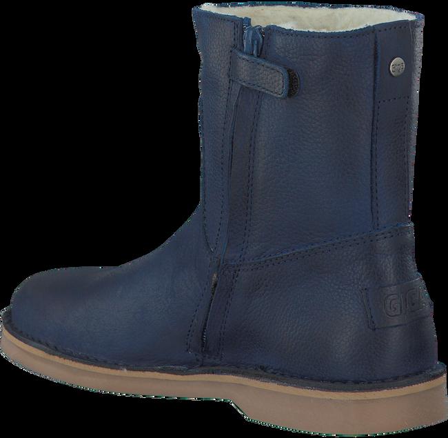 Blauwe GIGA Lange laarzen 7993  - large