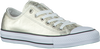 Gouden CONVERSE Sneakers AS OX DAMES  - small