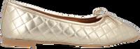 Gouden NOTRE-V Ballerina's 748007  - medium