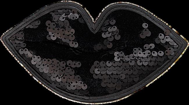 Zwarte KENDALL & KYLIE Sleutelhanger LUSH SEQUINS - large