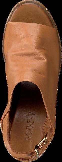 Cognac NOTRE-V Sandalen 142052  - large