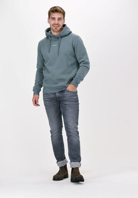 Blauwe PUREWHITE Sweater PURE LOGO HOODIE - large