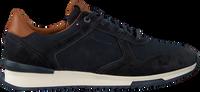 Blauwe TOMMY HILFIGER Lage sneakers RUNNER CRAFT  - medium