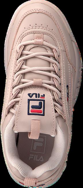 Roze FILA Sneakers DISRUPTOR KIDS  - large