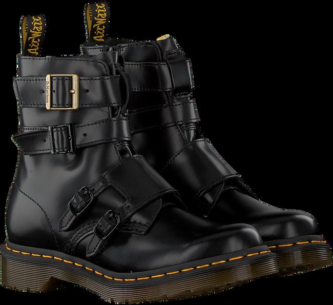 Zwarte DR MARTENS Biker boots BLAKE II  - large