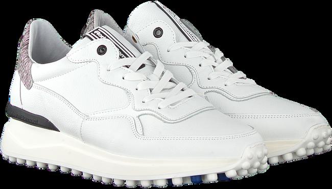 Witte FLORIS VAN BOMMEL Lage sneakers 16301  - large