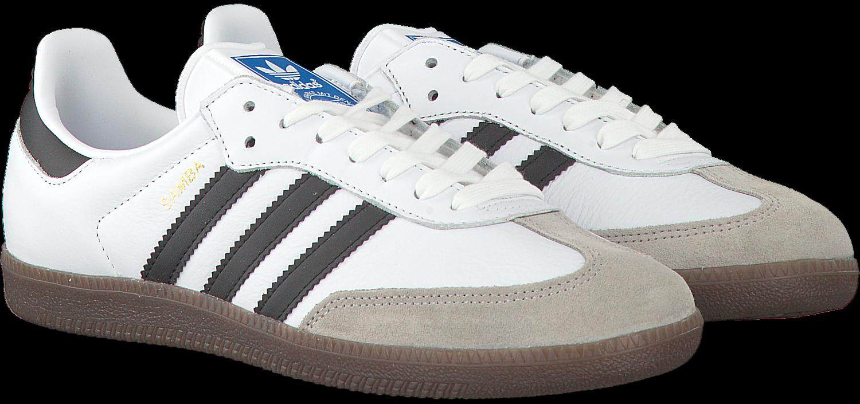Witte ADIDAS Sneakers SAMBA HEREN | Omoda