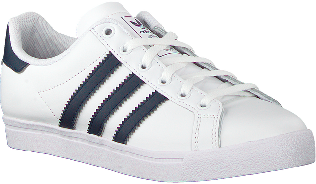Witte ADIDAS Sneakers COAST STAR J  - large