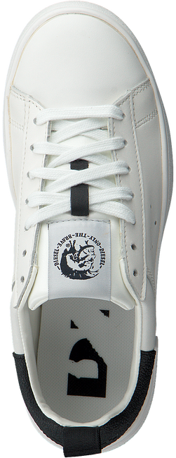Witte DIESEL Sneakers S-CLEVER LOW W  - large