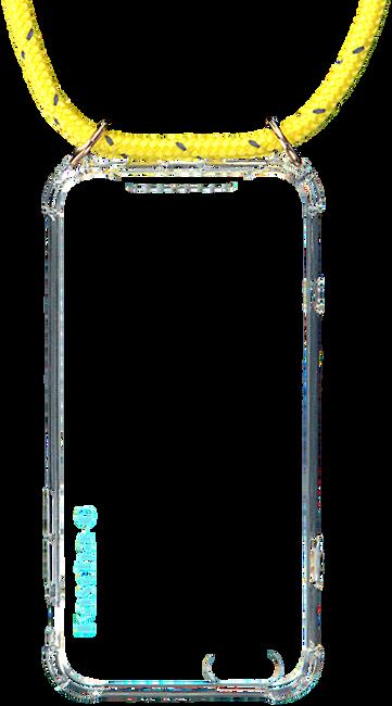 Gele KASCHA-C Telefoonkoord PHONECORD IPHONE 7/8  - large