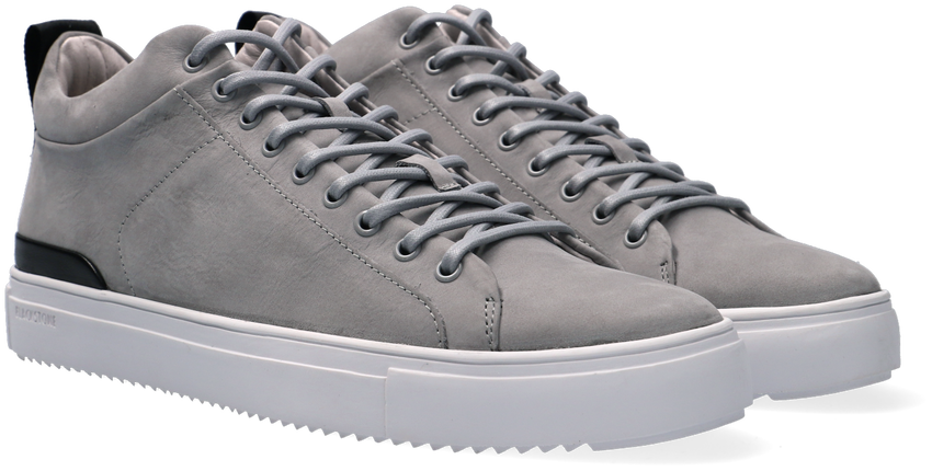 Grijze BLACKSTONE Sneakers RM14  - larger