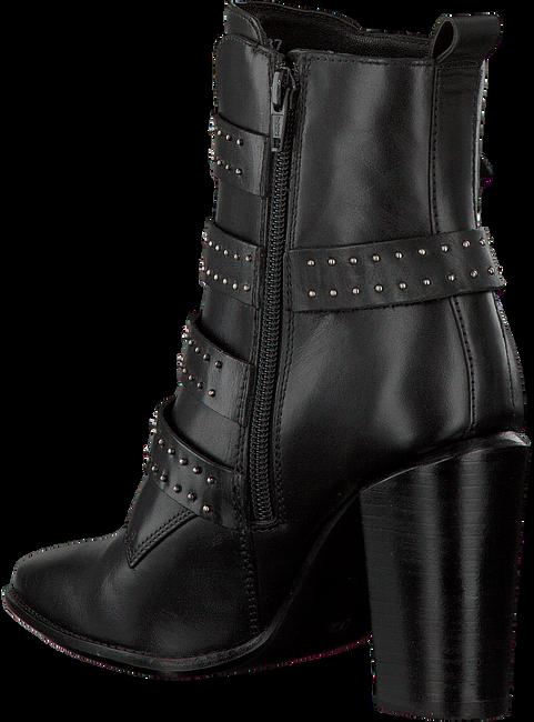 Zwarte BRONX Enkellaarsjes 33968  - large