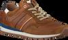 Cognac AUSTRALIAN Lage sneakers NAVARONE  - small