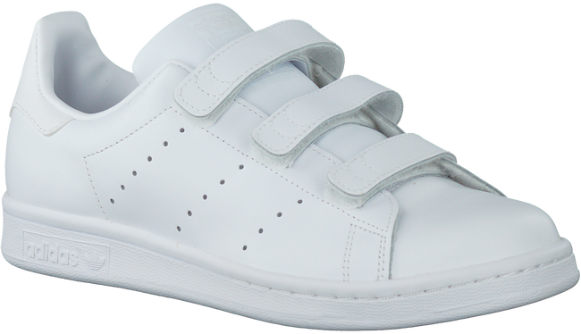 77db96d102a Witte ADIDAS Sneakers STAN SMITH KIDS - Omoda.nl