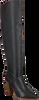 Zwarte NOTRE-V Lange laarzen 4634  - small