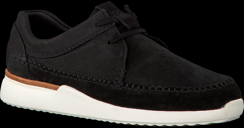 Clarks Noir Chaussures Clarks Lacets Tor Piste 4Wt7MHI