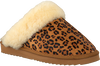 WARMBAT PANTOFFELS FLURRY WOMEN SUEDE - small