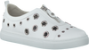 Witte ARMANI JEANS Sneakers 925223  - small