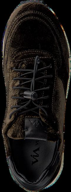 Groene VIA VAI Sneakers 5107076 - large