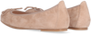 Beige UNISA Ballerina's ACOR  - small