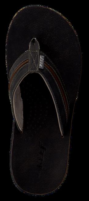 Zwarte REEF Slippers R2231  - large