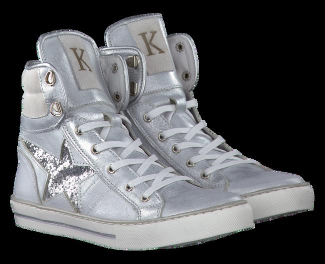 Zilveren KANJERS Sneakers 7832  - large