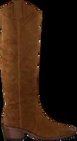 Cognac NOTRE-V Lange laarzen BY6205X  - medium