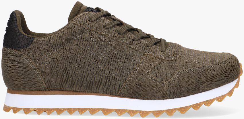 Groene WODEN Lage sneakers YDUN PEARL II  - larger