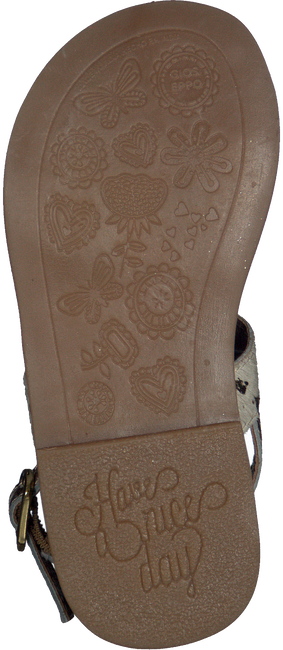 Witte GIOSEPPO Sandalen COWKID  - large