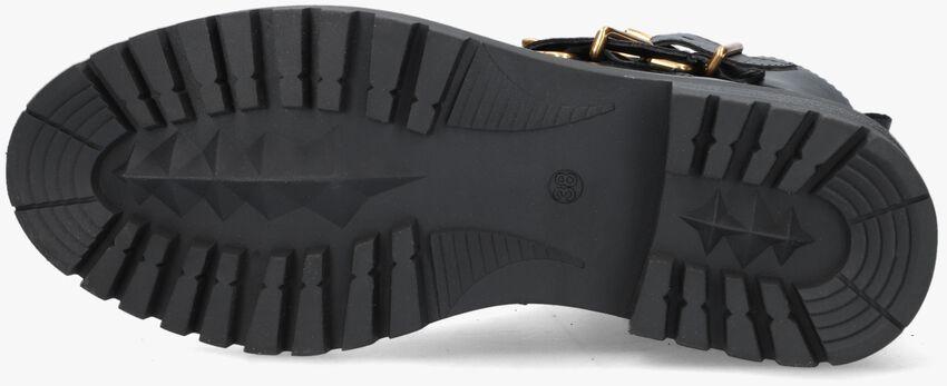 Zwarte OMODA Biker boots LPMONK-02  - larger